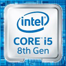 インテル® Core™ i5 プロセッサー搭載。