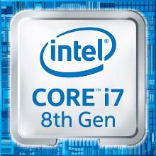 インテルR Core? i7 プロセッサー搭載。