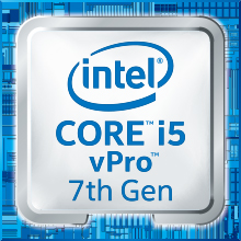 intel® Core™ i5 vPro™ inside™