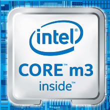 intel® Core™ m3 inside™