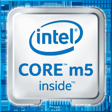 intel® Core™ m5 inside™