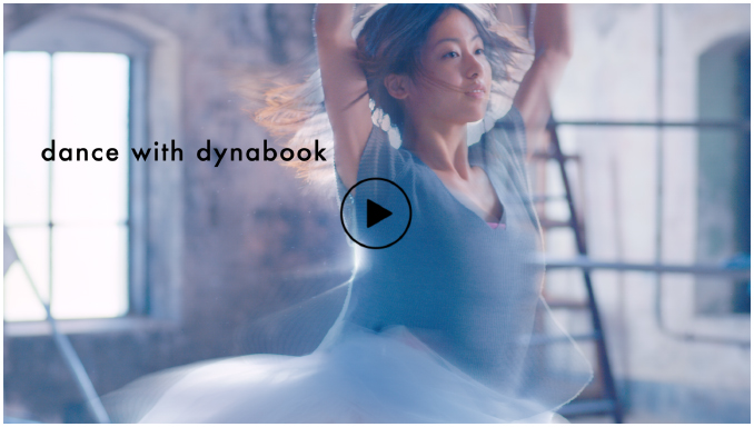 dance with dynabook