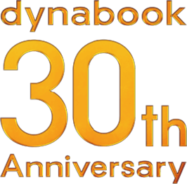 dynabook 30th Anniversary