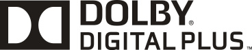 Dolby® Digital Plusロゴ