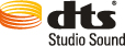 DTS Studio Sound(TM)ロゴ