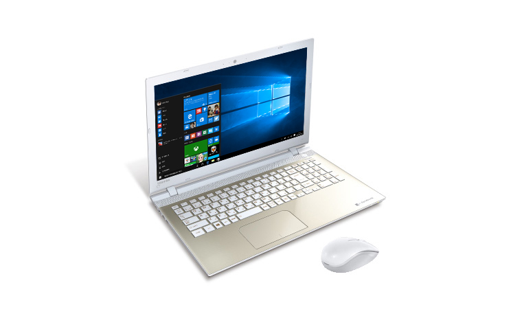 dynabook Tシリーズ dynabook T75/VG PT75VGP-BJA