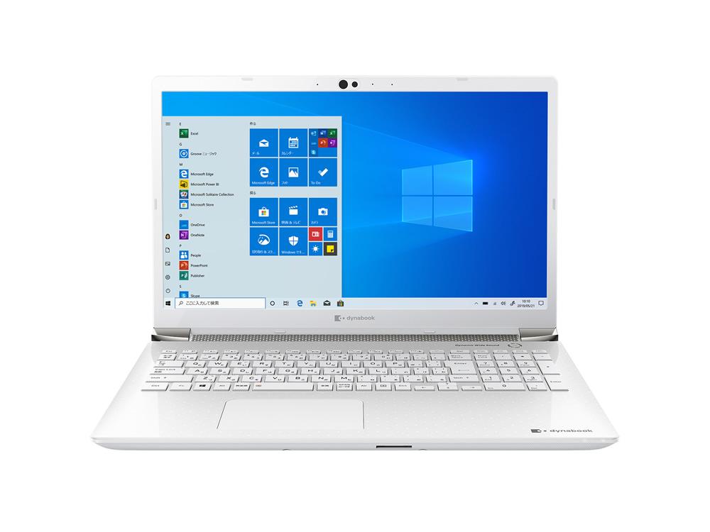 dynabook AZ66/LW Webオリジナル 型番:W6AZ66BLWC Dynabook BTO パソコン 格安通販