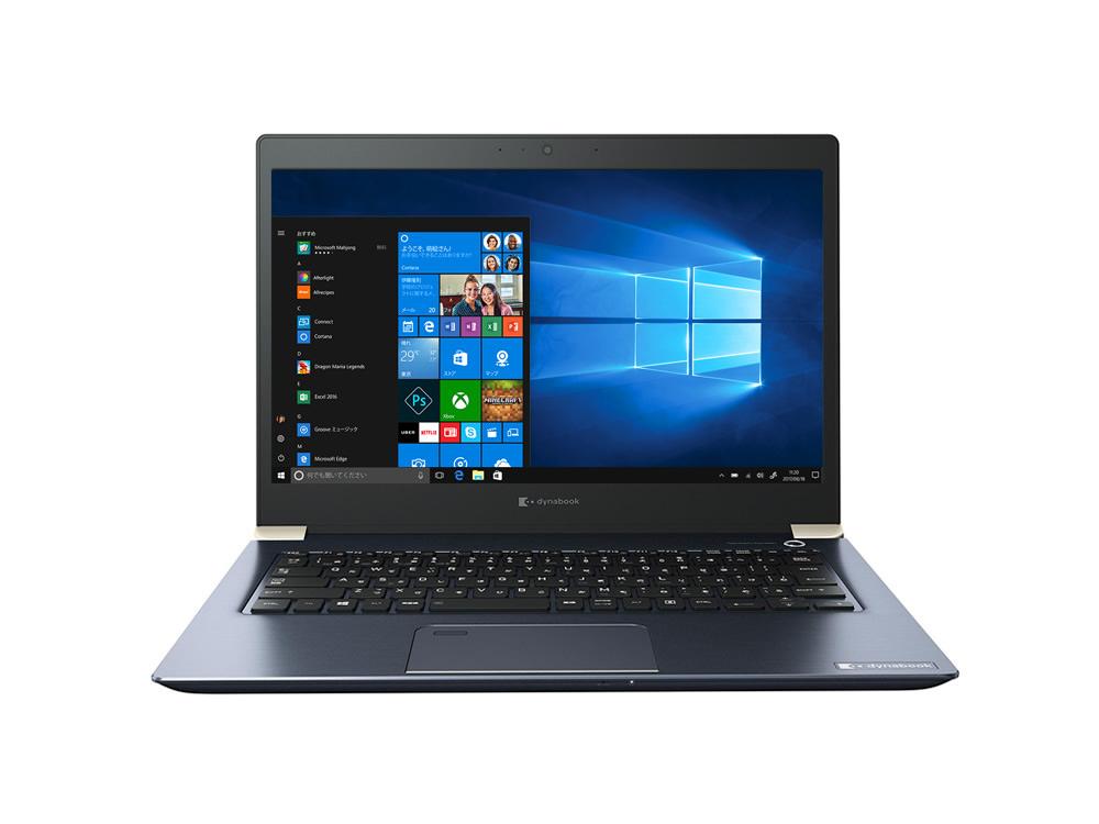 dynabook UZ63/L Webオリジナル 型番:W6UZ63BLLC