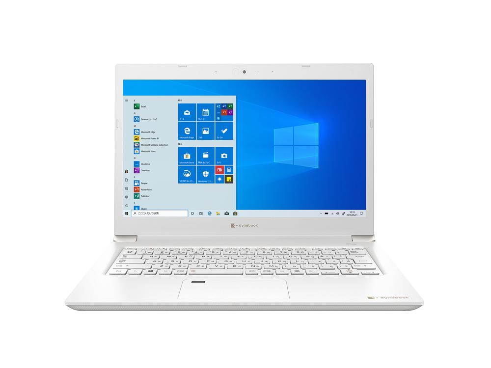 dynabook SZ/HPW Webオリジナル 型番:W6SHP5CZAW