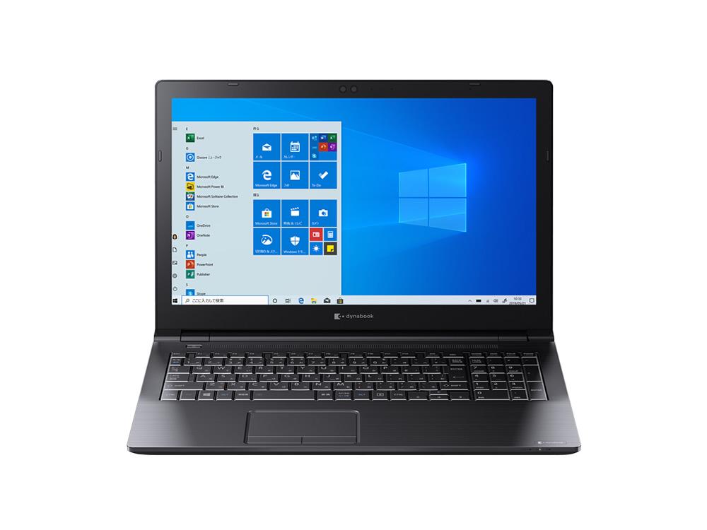 dynabook EZ35/PB Webオリジナル 型番:W6EZ35HPBG Dynabook BTO パソコン 格安通販