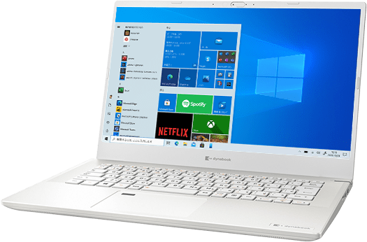 dynabook(ダイナブック) ノートパソコン dynabook C6 スタイリッシュブルー P2C6PBEL [15.6型 /intel Core i5 /SSD:256GB /メモリ:8GB /2020年12月モデル] P2C6PBEL